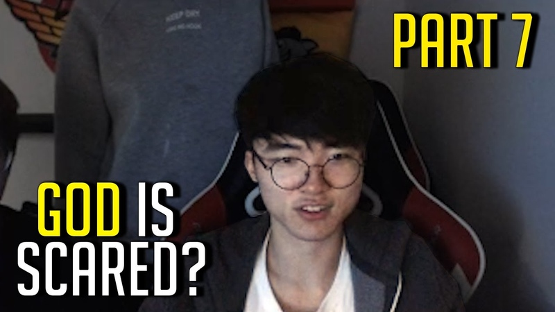 Can FAKER do it - SKT plays Outlast 2 PART 7 TRANSLATED