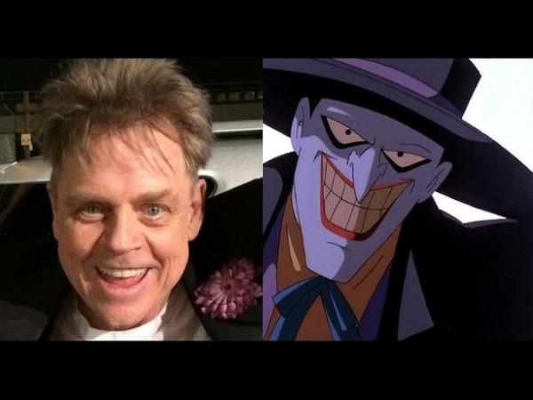 Mark Hamill All Joker Roles