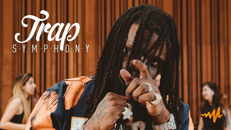 Chief Keef Performs Belieber w a Live Orchestra | Audiomack Trap Symphony