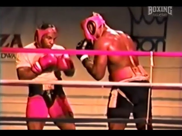 Mike Tyson vs Oliver McCall – SPARRING WAR – This Day September 9 1987