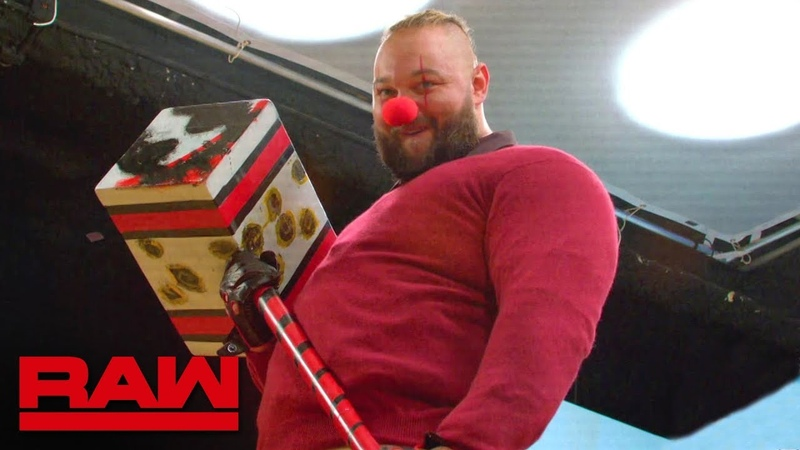 "Bray Wyatt has a smashing time on Firefly Fun House"" Raw June 10 2019"
