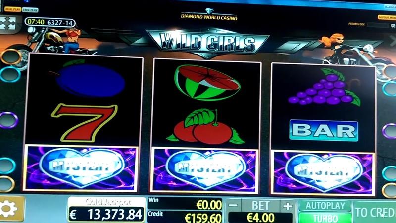 Wild Girls Slot Big Win ONLINE918KISS
