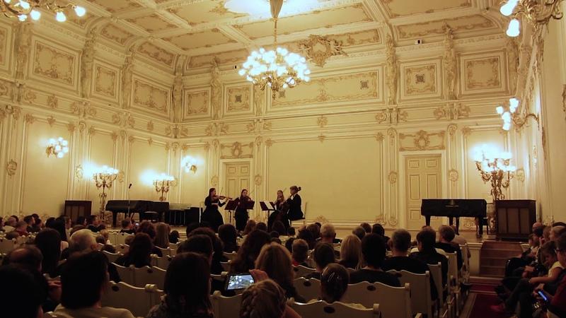 Joseph Haydn - Lerchenquartett, Nr. 5, D-Dur, op. 64. 1. Allegro moderato