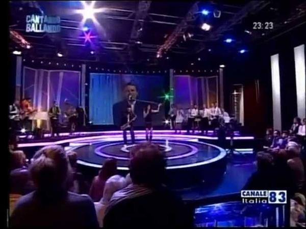 Walter e i Ragazzi del Cuore a Canale Italia (Cantando Ballando)