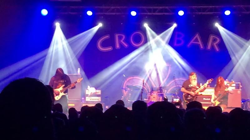 Crowbar live @ The Signal Chattanooga, TN 12118 (Full Set)