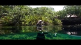 PADI Divemaster &amp Instructor Course (IDC) Skill Circuit - Part 4 Skin Diving Skills