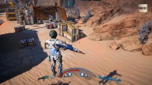 Mass Effect: Andromeda Я РАЗРАБОТЧИК! · coub, коуб