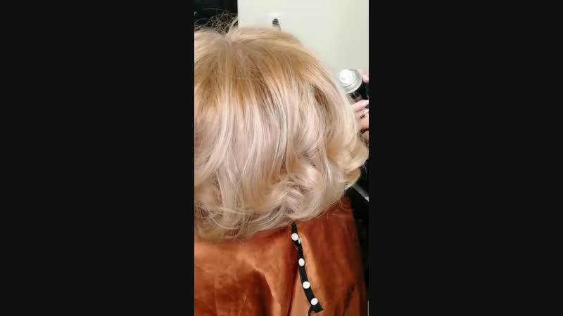 цвет настроения бежевый блонд