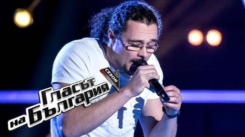 Никола Здравков – Numb – Гласът на България 5 – Кастинги на тъмно (01.04.2018)