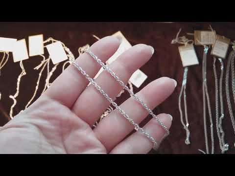 ХИТ - классические серебряные цепи
