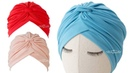 Classy Turban Hat Sewing Pattern - Turban Cap for Baby