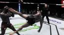 Jimi Manuwa vs Thiago Santos    Highlights HD