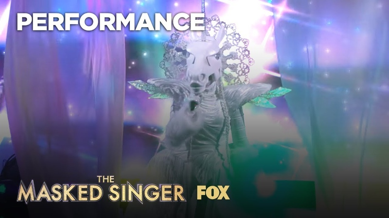 2 янв. 2019 г.The Unicorn Performs Fight Song | Season 1 Ep. 1 | THE MASKED SINGER
