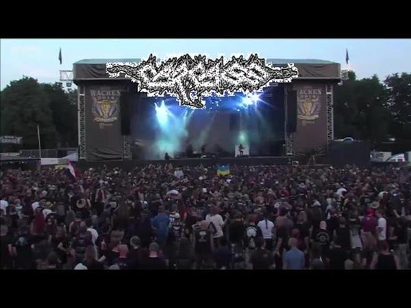 Carcass - Reek of Putrefaction - Live Wacken 2014