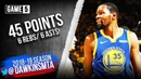 Kevin Durant Full Highlights 2019 WCR1 Game 5 Warriors vs Clippers - 45 Pts, 6 Rebs, 6 Asts!