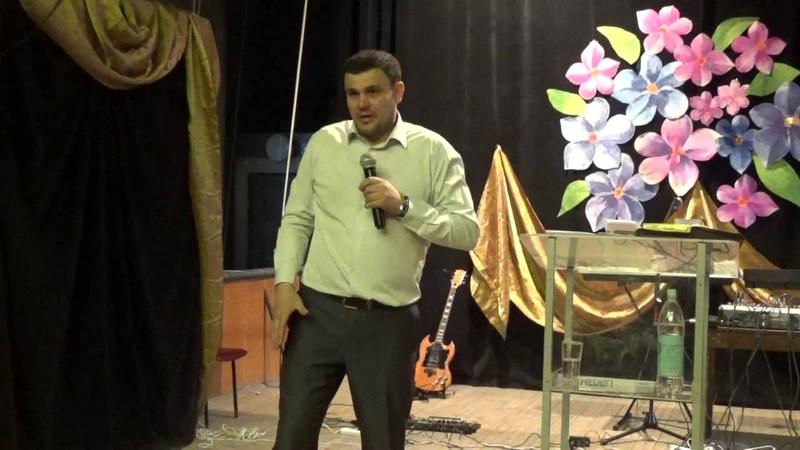 Пастор Олег Коханюк - Судьба. (Поменяй своё прошлое и воздействуй на своё будущее).