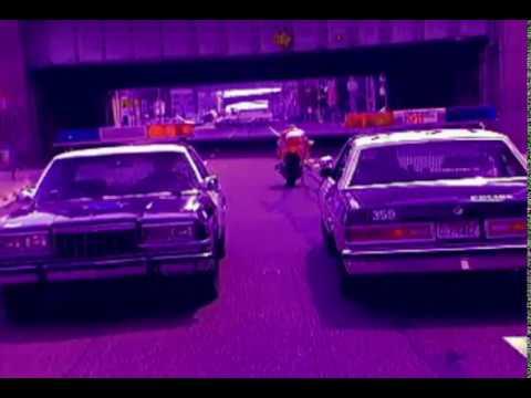 PSX Cutscenes [001] Road Rash