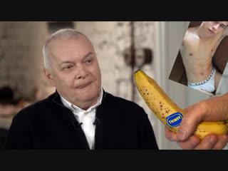 Kremlin's propagandist dmitry kiselyov pimps his ass and loves tiny penises. кремлевский пропагандист киселев любит члены.