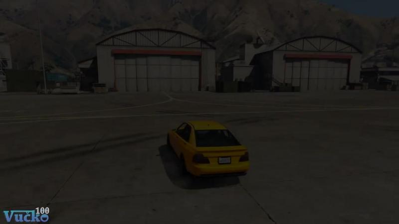 [Vucko100] GTA V vs GTA IV - Car Gameplay Comparison
