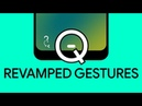 Exclusive: This is Android Q's New Gestures - No More Back Button?