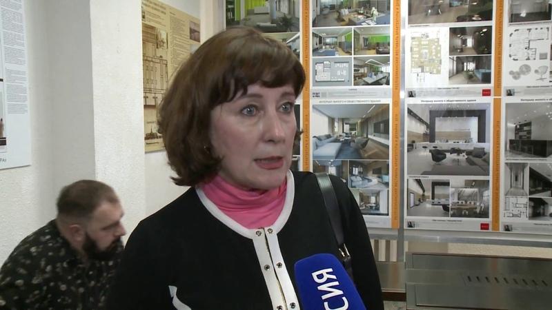 Проекты реновации главного корпуса оружейного завода представили в Ижевске