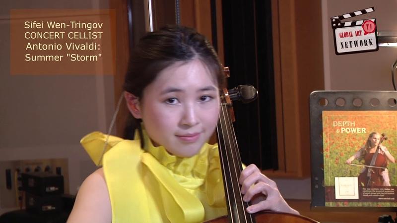 A. Vivaldi-The Four Seasons-Summer-III-Storm-Sifei Wen-Tringov, cello