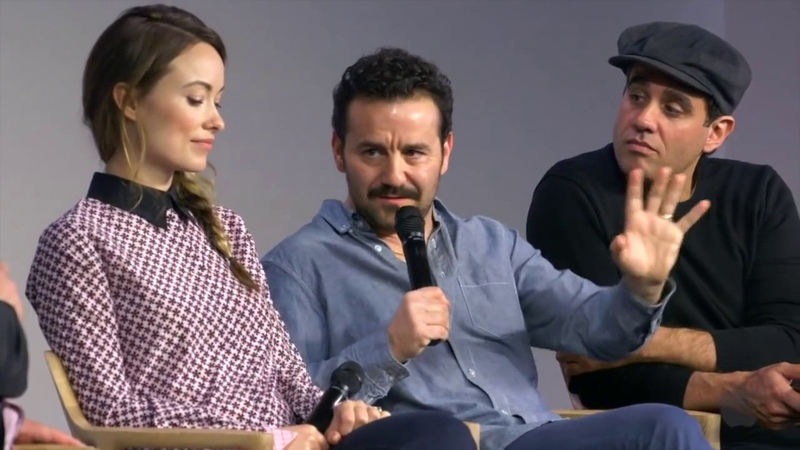 Vinyl HBO Cast Interview with Bobby Cannavale, Olivia Wilde and Max Casella