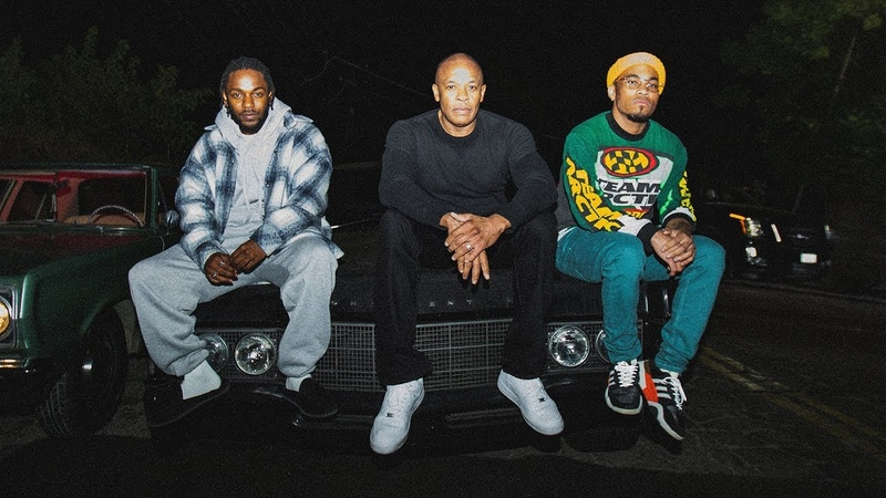 Anderson Paak TINTS feat Kendrick Lamar Official Video