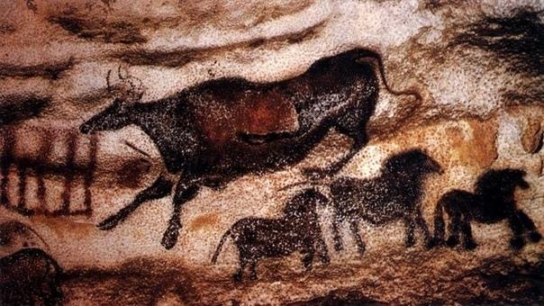 Пещера Ласко - обьект культурного наследия и запретное место Франции Обнаруженная в 1940 году, пещера хранит множество живописных и гравированных рисунков, датируемых XVIII-XV тысячелетиями до