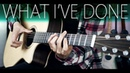 Linkin Park - What ive done OST Transformers ⎪Fingerstyle guitar cover
