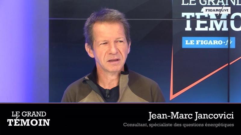 Jean-Marc Jancovici : « Sortir du nucléaire ne fait rien pour le climat »