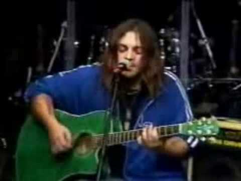 Seether - Something in the Way (Nirvana Acoustic Cover)