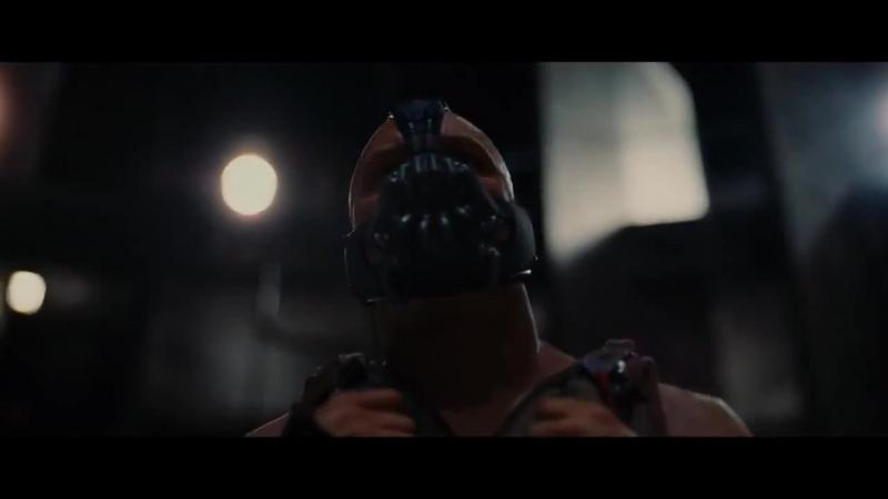 Темный рыцарь Возрождение легенды (2012) Трейлер