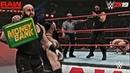 WWE 2K19 Universe Mode NEW Mid Match Cash In Tease feat. Roman Reigns, Braun Strowman Finn Balor!