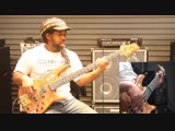 Victor Wooten's Secret Harmonics Technique