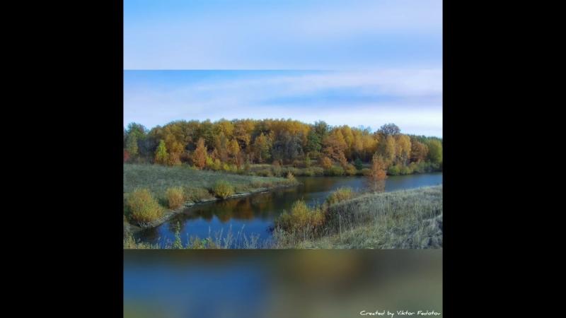 Осенняя вело прогулка