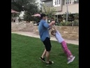 Here's to Helicopter Parenting - Jensen Ackles