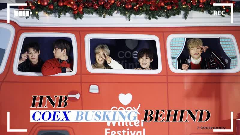 HNB COEX Happy Busking Behind 2 рус саб