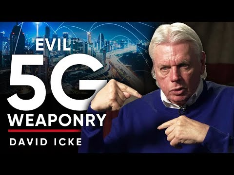 THE EVIL OF 5G TECHNOLOGY - David Icke | London Real