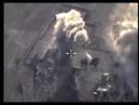 Война в Сирии Работа бомбардировщиков Ту 22 ВКС РФ под Пальмирой, провинция Хомс