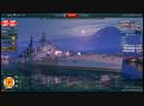 World Of Warships   Ramdom PVP Action Live   Short Stream