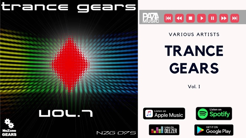 TRANCE GEARS Vol. 1 ♫ best uplifting trance mix - all time favourites 1 ♫