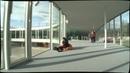 Rolex Learning Center EPFL SANAA a steadicam visit