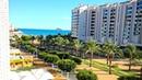 Продажа новой квартиры с одной спальней в урбанизация Gemelos 24, Бенидорм, Испания, у пляжа La Cala