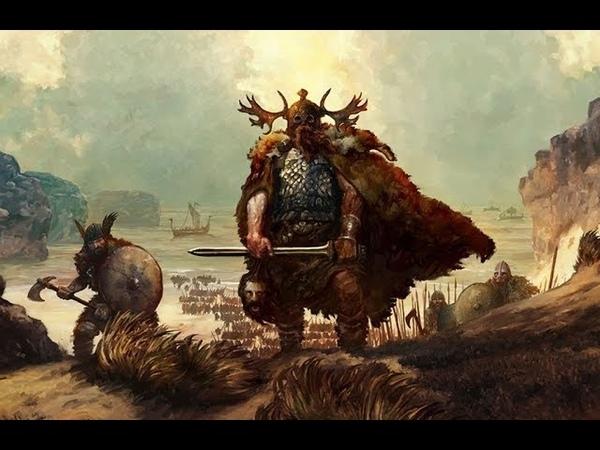 Все начнется когда большая змея выйдет из моря РАГНАРЕК Что имели в виду древние викинги