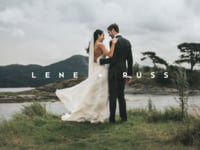Lene Russ Wedding clip, Stavanger Norway
