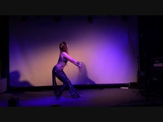 Alina | Dark Romantic Halloween | Silver Rose Dance Co.