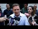 Marcelo Crivella ataca Globo Só quer dinheiro por isso o Bolsonaro não da entrevista para vocês