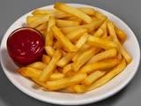 А ты знаешь, что картошку фри можно сделать в духовке? Налетай!