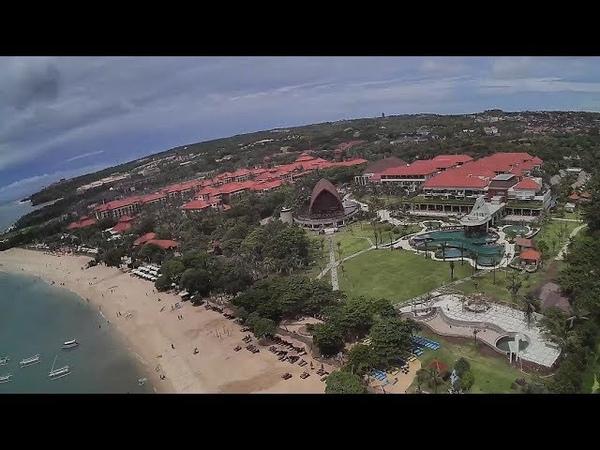 Отдых на Бали обзор отеля Inaya Putri Bali resort 5* фильм 26
